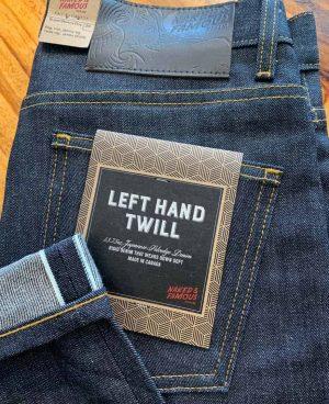 Naked & Famous Denim Super Guy Skinny Fit Left Hand Twill Selvedge Jeans