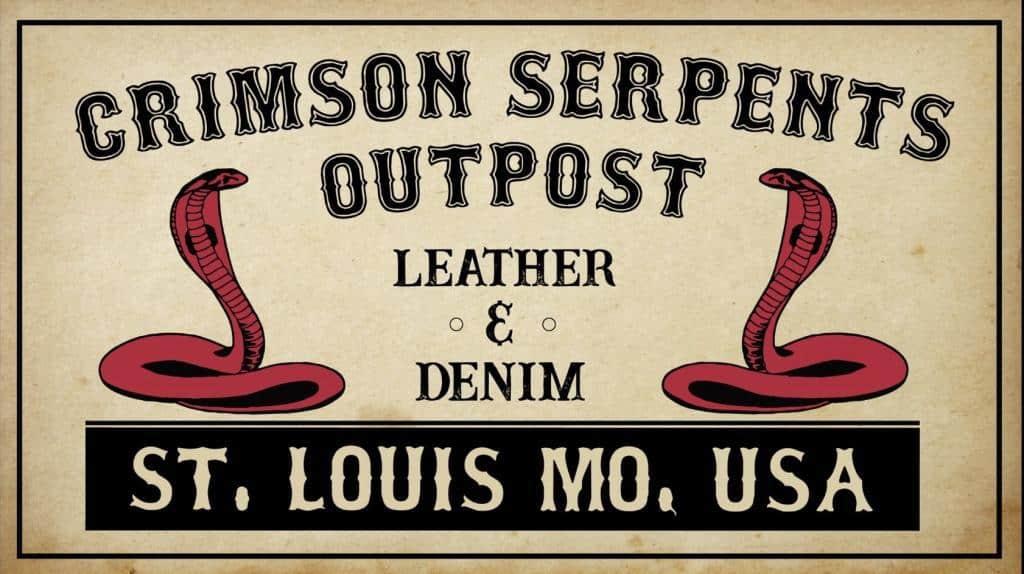 Crimson Serpents Outpost Logo