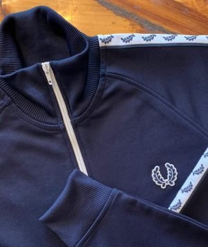 Fred Perry J6231 Taped Track Jacket