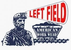 Left Field NYC Workwear Logo