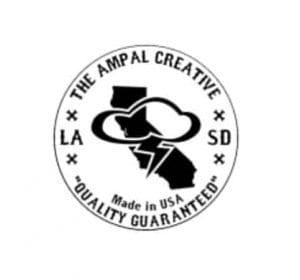 The Ampal Creative Logo.