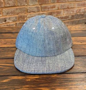 American Trench Chambray Ball Cap