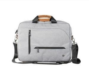 Annex Lt. Grey Messenger Bag PKG Carry Goods