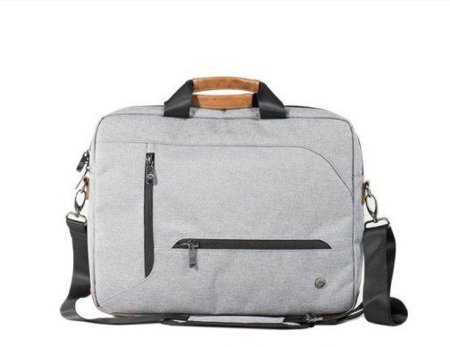 Annex Lt. Grey Messenger Bag PKG Carry Goods