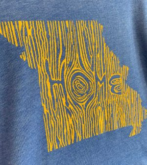 Ingrained Apparel Missouri Home Tee