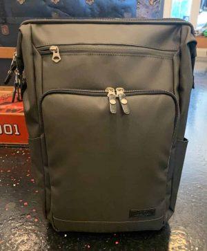 Harvest Label Gaba City Backpack Olive