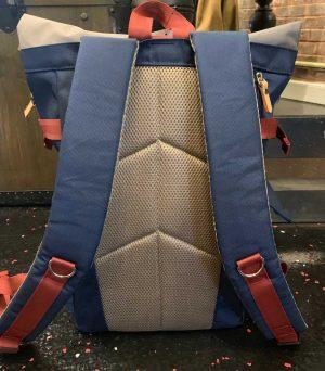 Harvest Label Rolltop Backpack 2.0 Navy