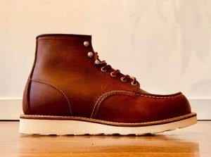Red Wing 87519 Classic Moc Toe Oro Harness