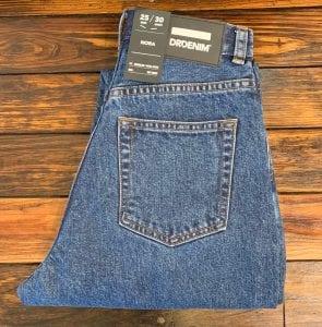 Dr. Denim Nora Mid Retro High Waist Mom Jeans.