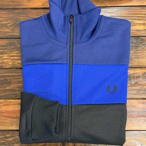 Fred Perry J7503 Color Block Track Jacket