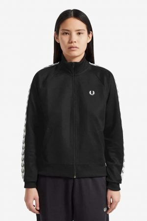 Fred Perry J2120 Women's Taped Track Jacket