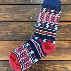 American Trench Rio Grande Serape Socks