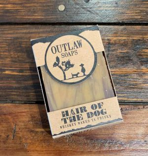 Hair Of The Dog Soap Outlaw Soaps
