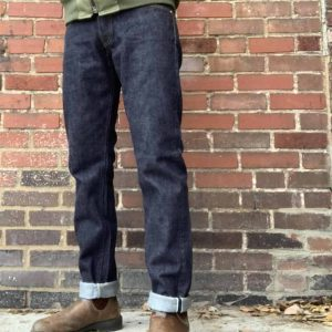 TCB Jeans Slim 50s Selvedge Denim