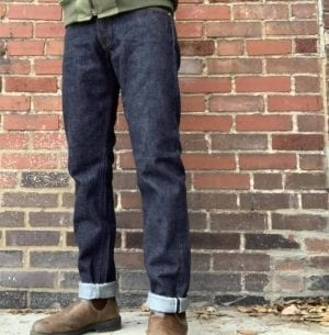 TCB Jeans Slim 50s Selvedge Denim