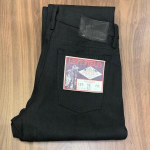 Left Field NYC Black Maria Atlas 16 oz. XinJiang Selvedge Jeans