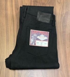 Left Field NYC Black Maria Atlas 16 oz. XinJiang Selvedge Jeans