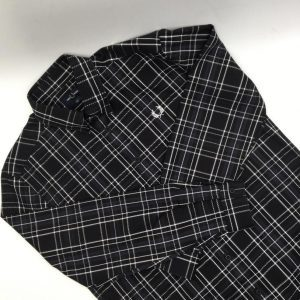 Fred Perry Tonal Check Shirt M7595