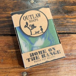 Home On The Range Soap Outlaw Soaps