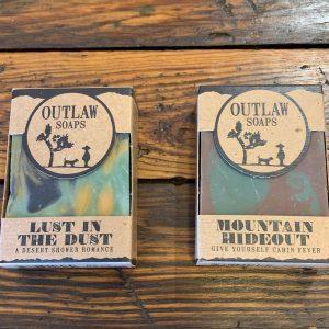 Pacific Crest Trail Soap Set Outlaw Soap Co.