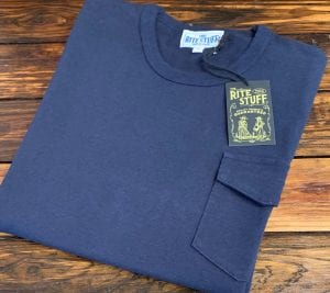 The Rite Stuff Loopwheel Pocket Tee