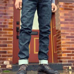 Japan Blue Jeans JB0347 Baguettes 15.7 oz. Zimbabwe Selvedge Jeans