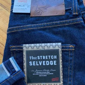 Naked and Famous Denim Women's High Skinny 11oz. Stretch Selvedge
