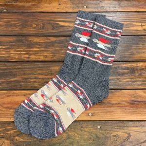 The Ampal Creative T-Bird Bamboo Cotton Blend Socks