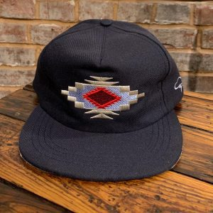 The Ampal Creative Chimayo Wool Strapback Hat