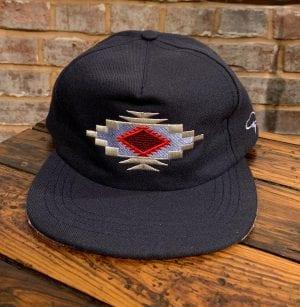 The Ampal Creative Chimayo Wool Strapback Hat