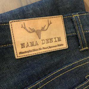 Nama Denim Vintage Slub Selvedge ND123 Slim Tapered