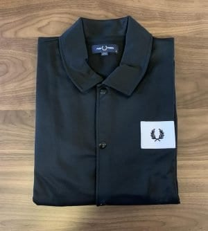 Fred Perry Coach Jacket J7538