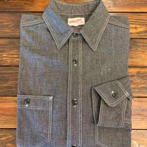 The Rite Stuff Atlas Charcoal Workshirt