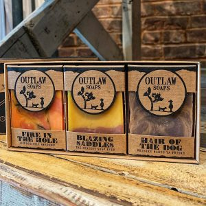 Wild Life Soap Set Outlaw Soap Co.