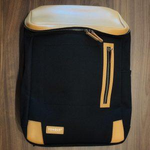 Venque Amsterdam Backpack Black Natural