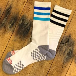 The Ampal Creative Bamboo Cotton Stripe Socks