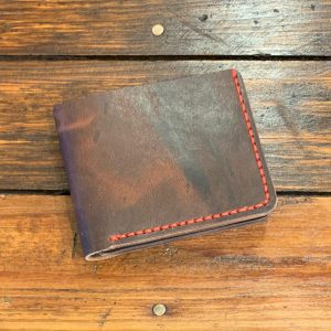 Classic Brown Billfold Wallet