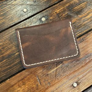Minimalist Five Card Wallet