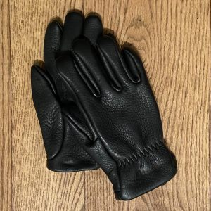 Schott NYC A104 Elkskin Lined Gloves