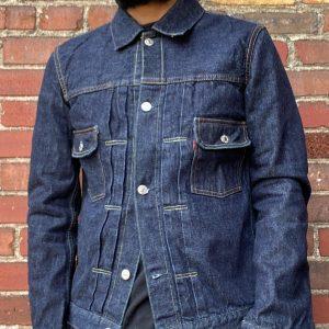 TCB Jeans 50s Selvedge Denim Jacket