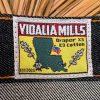 Left Field NYC Atlas Vidalia Mills. Vidalia Mills embroidered patch on inner-waistband.
