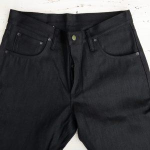Left Field NYC Atlas Black Maria 15 oz. Selvedge Jeans