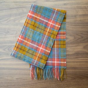 Ancient Buchanan Tartan Scarf
