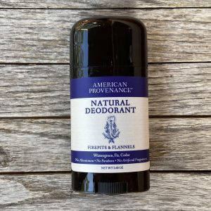 American Provenance Natural Deodorant 2.65 oz. Assorted