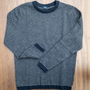 Benson Alpaca Striped Sweater