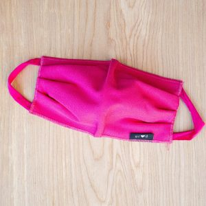 Flipside Hats Coral Pink Facemask