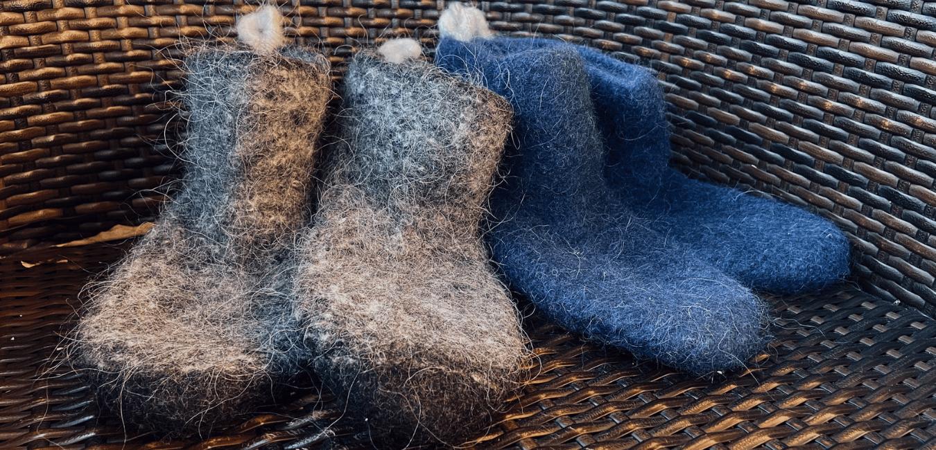 Kosy Sheep Slipper Socks