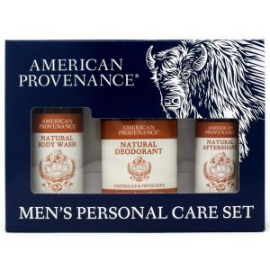 American Provenance Men's Personal Care Set