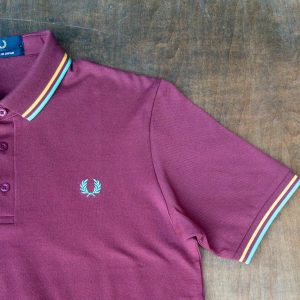 Fred Perry M102 Made in Japan Shirt Port