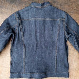 Naked and Famous Denim Stealth Pocket Selvedge Jacket